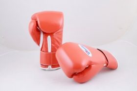 Winning Boxing Gloves - Orange
