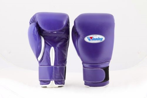Winning Boxing Gloves - Purple