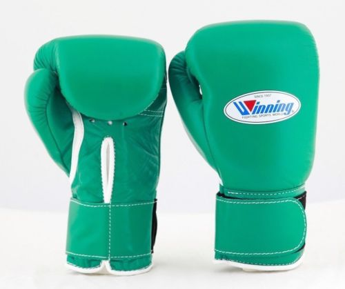 Winning Boxing Gloves - Green