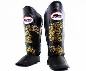 Twins Special Shinguards SGL10 Dragon