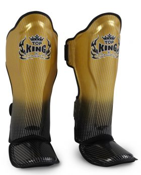 Top King Super Star Shinguards Gold TKSGSS01